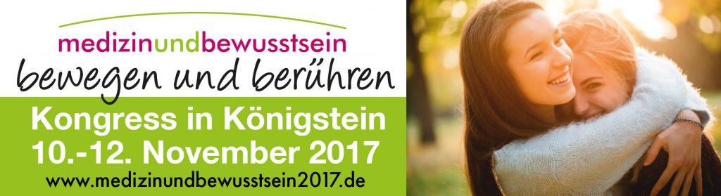 Banner: Messe Medizin und Bewusstsein 2017